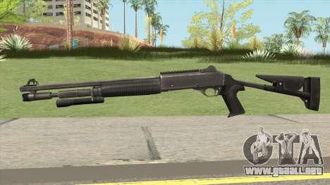 Auto Shotgun HQ (L4D2) para GTA San Andreas