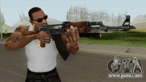 AKM HQ (L4D2) para GTA San Andreas