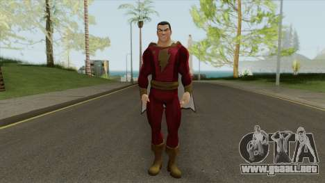 Shazam (Billy Batson) V1 para GTA San Andreas