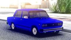 VAZ 2105 con la plaza de la óptica para GTA San Andreas