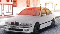BMW M5 E39 Classic White para GTA San Andreas