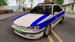 Peugeot Pars ELX Police