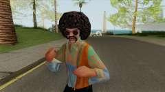 Hippie Skin V3 para GTA San Andreas
