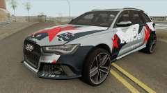 Audi RS 6 Avant 2015 para GTA San Andreas