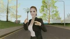 Emma Watson (Business Suit) V2 para GTA San Andreas