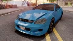 GTA IV Benefactor Feltzer VehFuncs Style
