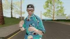 Skin V4 (GTA Online The Diamond Casino) para GTA San Andreas