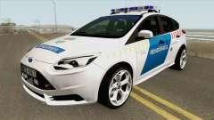 Ford Focus RS Magyar Rendorseg para GTA San Andreas