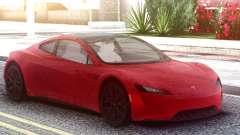 Tesla Motors Roadster 2020 Red para GTA San Andreas