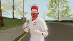 Polish Gang Skin V2 para GTA San Andreas