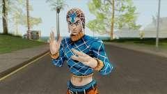 Mista (JoJo Bizarre Adventure: Golden Wind) para GTA San Andreas