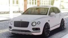 Bentley Bentayga W12 Touring