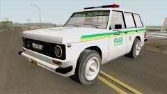 Nissan Patrol (Patrullas Colombianas) para GTA San Andreas