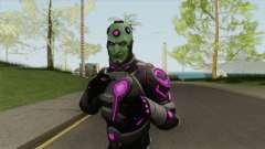 Brainiac: The Collector of Worlds V2 para GTA San Andreas