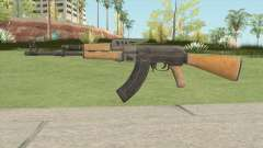 AK47 HR (Medal Of Honor 2010) para GTA San Andreas