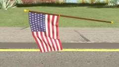USA Flag para GTA San Andreas