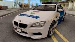 BMW M6 Magyar Rendorseg para GTA San Andreas