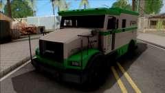 GTA V Brute Stockade
