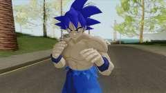 Goku Bleu para GTA San Andreas