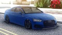 Audi RS5 Blue Coupe para GTA San Andreas