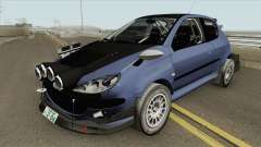 Peugeot 206 Rally (Street) Tuned