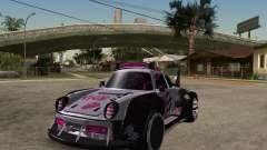 Porsche 911 Anime Edition para GTA San Andreas