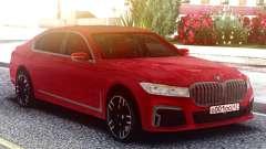 BMW M760LI 2019 para GTA San Andreas
