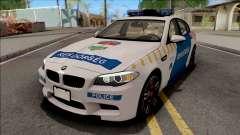 BMW M5 F10 Magyar Rendorseg