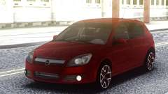 Renault Clio Red para GTA San Andreas