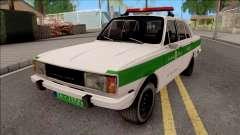Ikco Paykan Police para GTA San Andreas