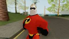 Bob (The Incredibles) para GTA San Andreas