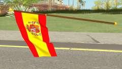 Spanish Flag para GTA San Andreas