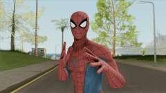 Spider-Man Suit Classic - Spider-Man PS4 para GTA San Andreas