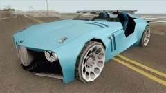 BMW 328i Hommage para GTA San Andreas