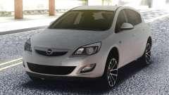 Opel Astra Hatchback para GTA San Andreas