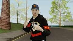 Chinese Gang Skin V2 para GTA San Andreas