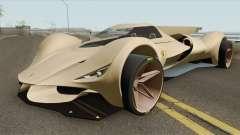 Ferrari Piero T2 LM Stradale LMP1 2025