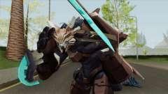 Mecha Rengar para GTA San Andreas