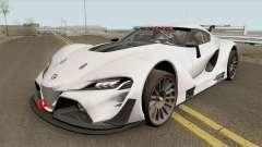 Toyota FT-1 Vision Gran Turismo GR3 (GT3) 2014