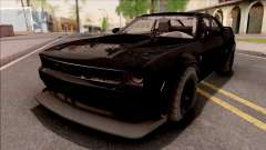 GTA V Bravado Gauntlet Hellfire IVF para GTA San Andreas