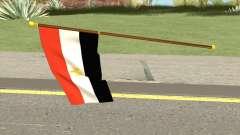 Egypt Flag para GTA San Andreas