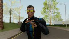 Black Lightning Protector Of Suicide Slums V1 para GTA San Andreas