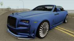 Rolls-Royce Dawn Onyx Concept 2016 IVF para GTA San Andreas