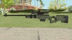 Battlefield 3 L96 Sniper
