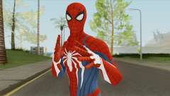 Spider-Man Advanced Suit (PS4) para GTA San Andreas