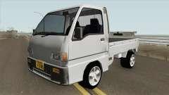 Subaru Sambar Truck 1992 para GTA San Andreas