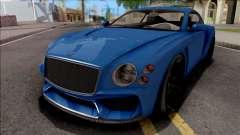 GTA V Enus Paragon R Stock para GTA San Andreas