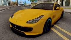 Ferrari GTC4Lusso v2 para GTA San Andreas