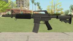 Colt M733 Miami P.D. Model