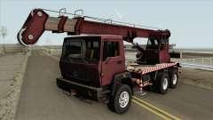 Crane Truck para GTA San Andreas